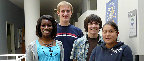 2008 ASE Interns