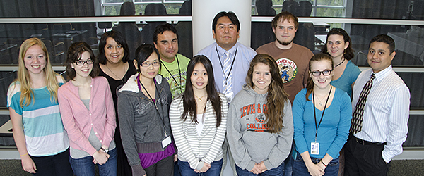 2013 Summer Undergraduate Interns